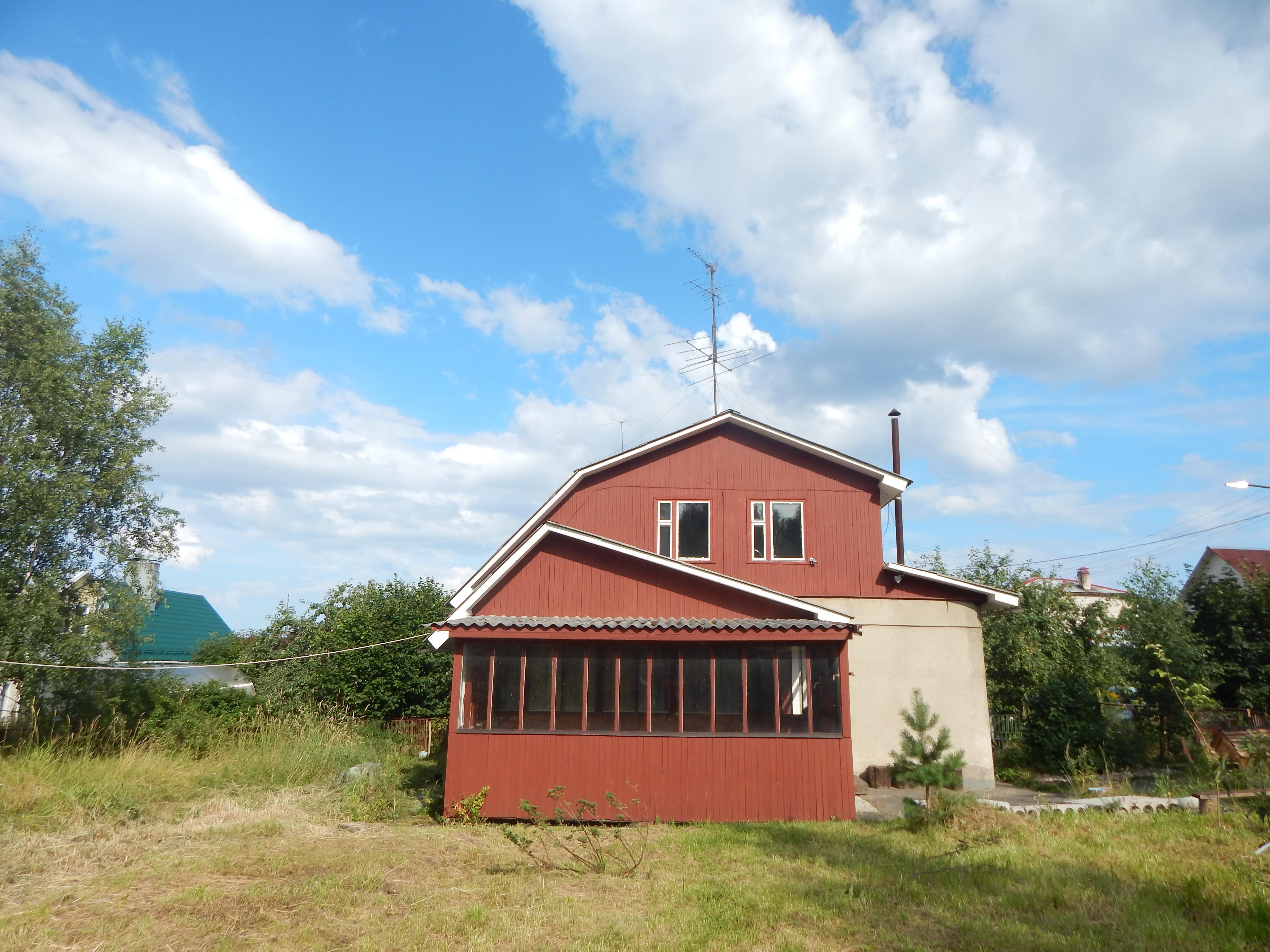 Дом в Сайнаволоке
